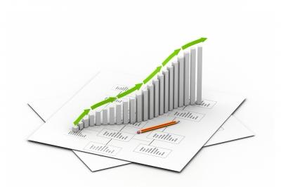 Finanças em crescimento