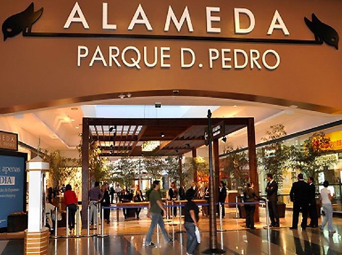 Alameda Parque Dom Pedro