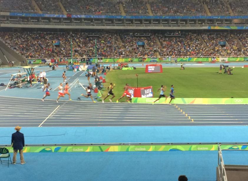 Rio 2016 - Atletismo